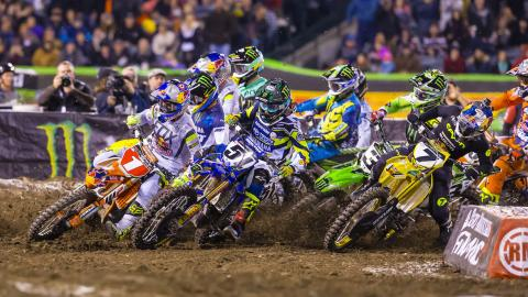 Tickets for 2017 Monster Energy Supercross season on sale now