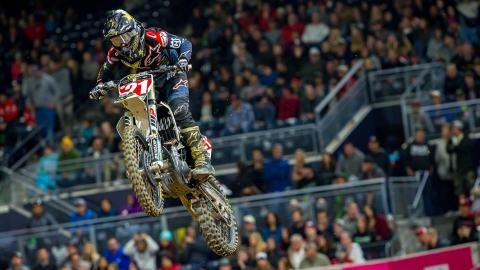 Anderson Wins at San Diego