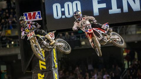 Anderson Wins Round 5 Oakland