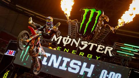 Marvin Musquin wins Main Event 3 Atlanta