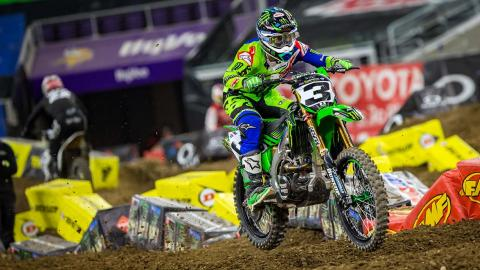 Eli Tomac Wins Minneapolis Triple Crown