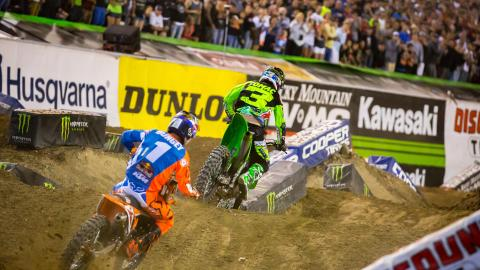 Tomac and Dungey