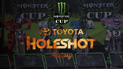 Toyota Holeshot History