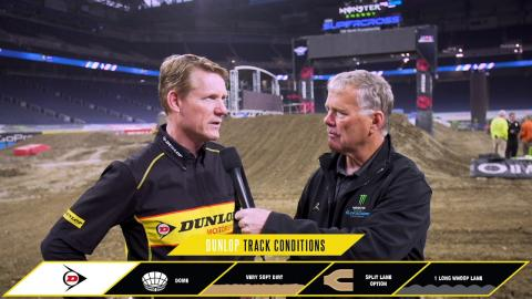Dunlop Track Conditions Report - Detroit