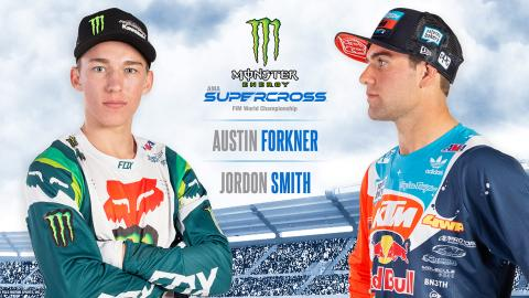 Monster Energy Supercross Round 6 2019 Minneapolis