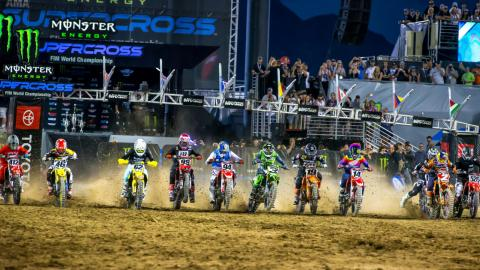 SX Schedule Header