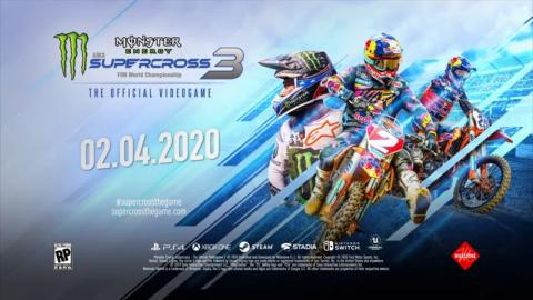Monster Energy Supercross: The Official Videogame 3