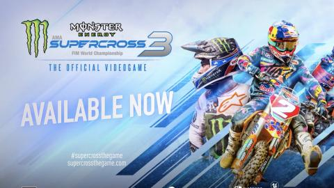 Supercross 3 video game