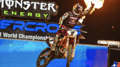 Cooper Webb winner