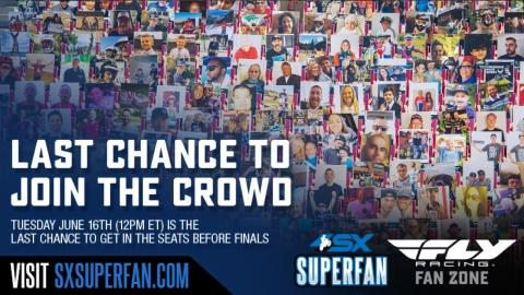 SX Super-Fans Wanted!