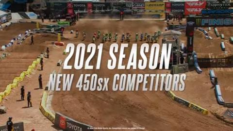 2021 Competitors