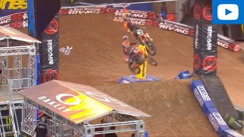 450SX Main Event Highlights | 2021 Round 3 | Houston, TX