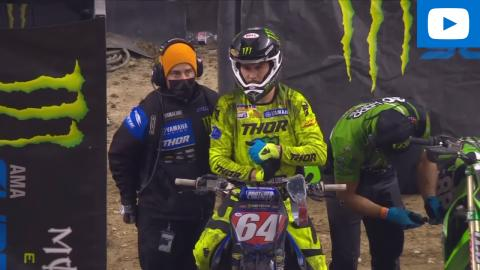 250SX Main Event Highlights   2021 Round 4   Indianapolis, IN