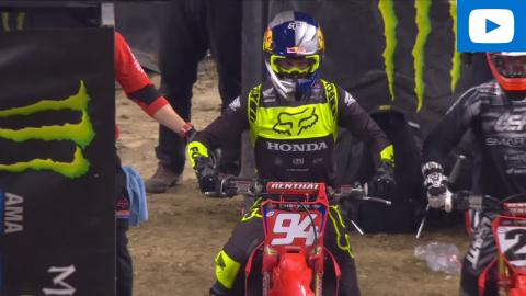 450SX Main Event Highlights | 2021 Round 4 | Indianapolis, IN