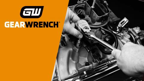 GEARWRENCH Named Official Mechanics Hand Tool and Storage Sponsor