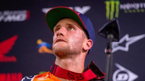 Ken Roczen Weathers Three Frustrating Rounds