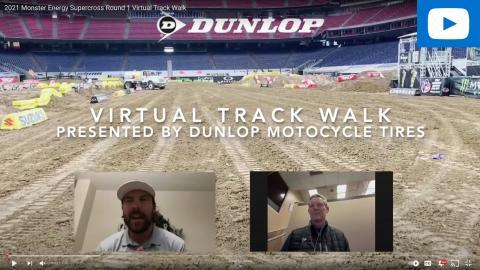 2021 Round 1 Virtual Track Walk