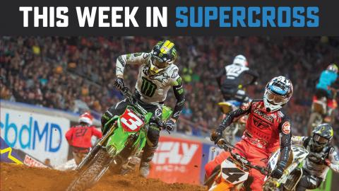 This Week in Supercross: ROUND 3 Recap