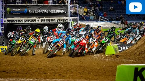 450SX MAIN EVENT HIGHLIGHTS | 2021 ROUND 8 | ORLANDO, FL