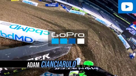 2021 Round 6 GoPro Track Preview