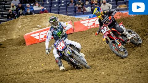 250SX Main Event Highlights | 2021 Round 5 | Indianapolis, IN