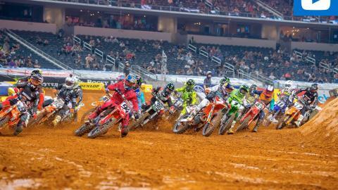 450SX MAIN EVENT HIGHLIGHTS | 2021 ROUND 11 | ARLINGTON, TX