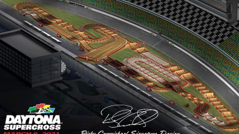 The 51st Annual DAYTONA Supercross Almost at Capacity