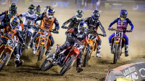 2022 AMA Pro Numbers Announced