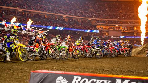 SX Tickets On Sale Now