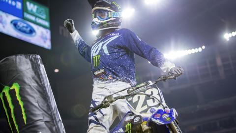 Aaron Plessinger wins