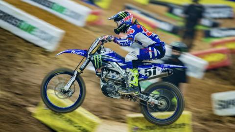 Justin Barcia gets third
