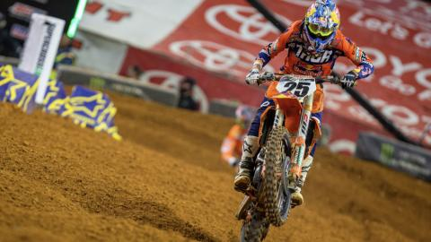 Marvin Musquin. Photo by Jack Edwards.