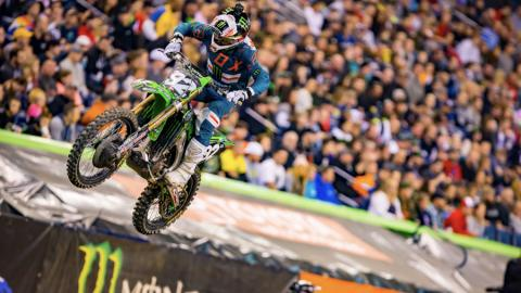 Adam Cianciarulo. Photo by Jack Edwards.
