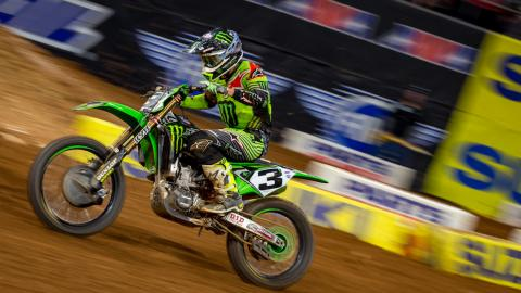 Eli Tomac. Photo by Jack Edwards.