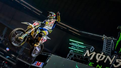 Jason Anderson. Photo by Jack Edwards.
