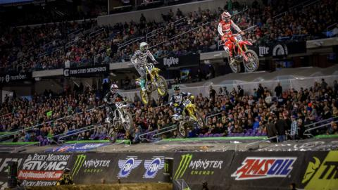 450 Action - Photos by Jack Edwards