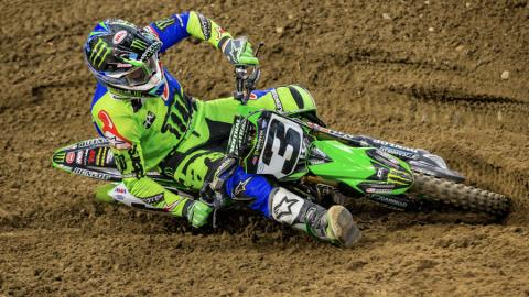 Eli Tomac - Photos by Jack Edwards