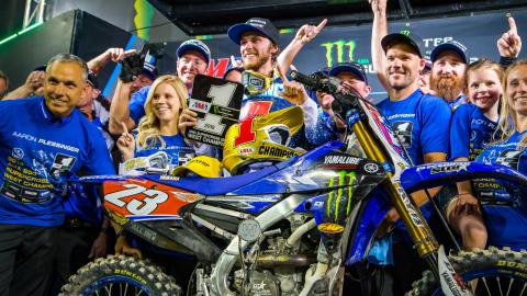 Aaron Plessinger and Team