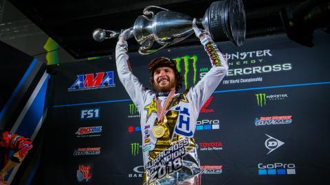 Jason Anderson 450SX Champion