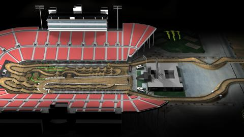 2018 Monster Energy Cup October 13, 2018