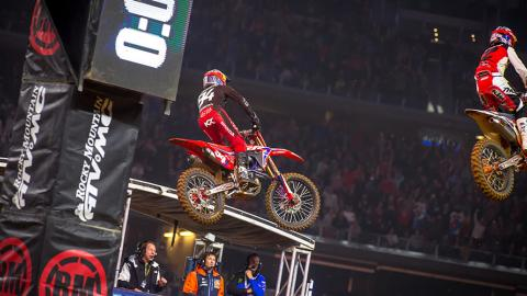 450SX Finish