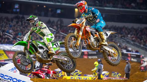 Joey Savatgy vs. Blake Baggett