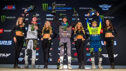 250SX podium