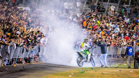 Eli Tomac - Daytona