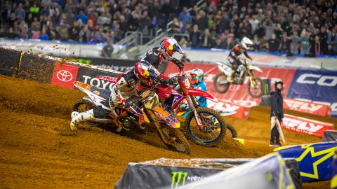 Webb vs. Roczen - Arlington