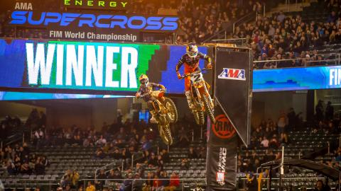 Webb vs. Musquin - Oakland