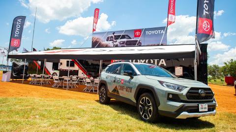 Toyota Camp M2M 2019
