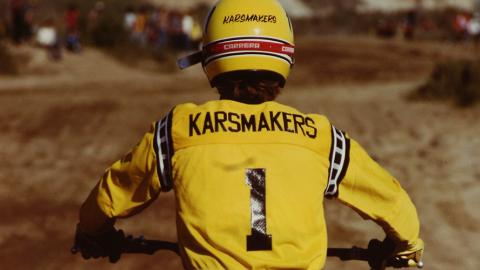 Pierre Karsmakers - 1974 - Photo Courtesy Racer X