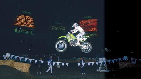 Jeff Ward - 1985, 1987 - Photo Courtesy Racer X
