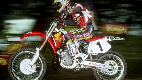 Jeremy McGrath - 1993, 1994, 1995, 1996, 1998, 1999, 2000 - Photo Courtesy Fran Kuhn